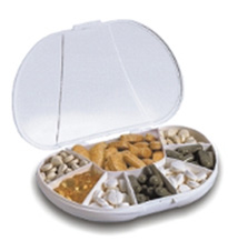 The perfect pill box vitacarry by variant products - Porta pastiglie ...